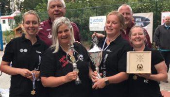 Sieger 2019 – die Damen der Old Tabler